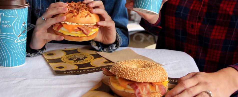 Einstein Bros  Bagels – Your Neighborhood Bagel Shop