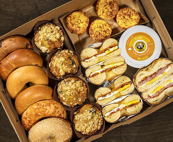 PICTURE: Hot & Ready Brunch Box