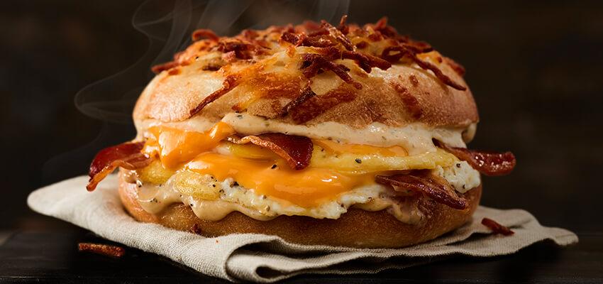 All-Nighter Egg Sandwich
