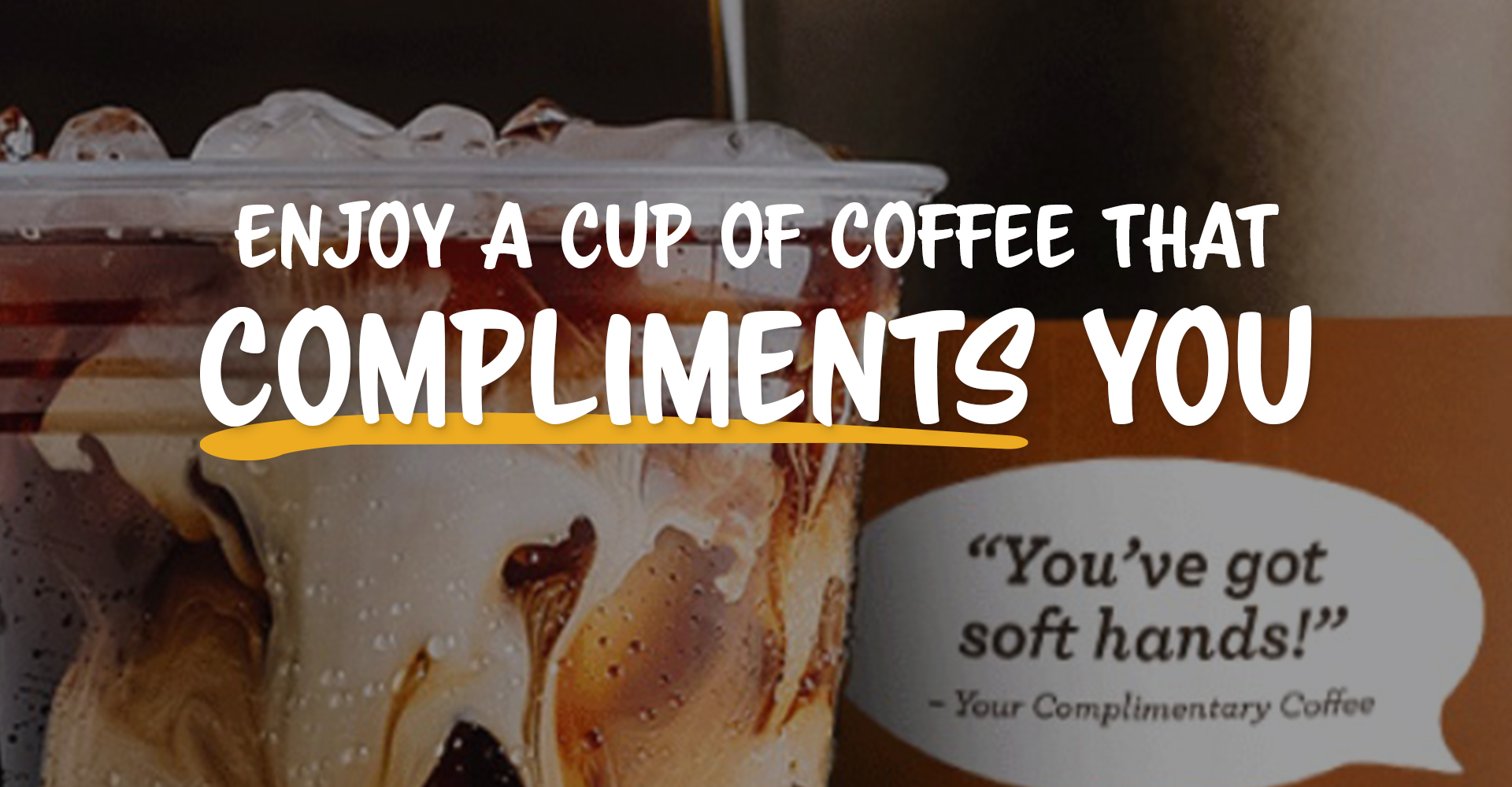 Get a Boost from Complimentary Coffee